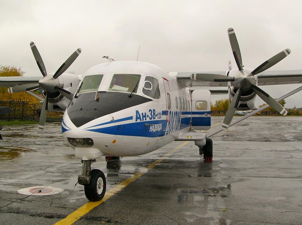 АВИАТАБЛО Самолет Ан 38, фото и схема салона, технические характеристики.